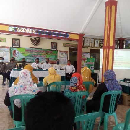 Pemdes Deru Laksanakan Rencana Kerja Pemerintah (RKP) Desa