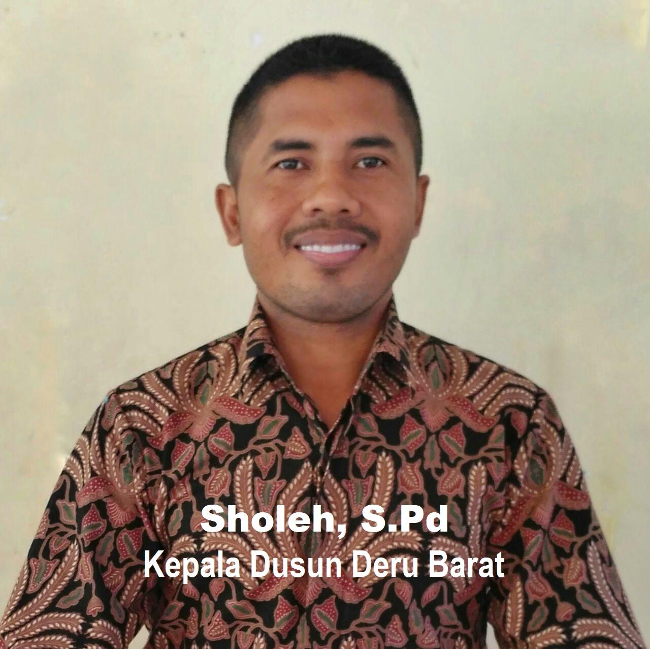Kepala Dusun Deru Barat